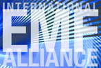 International EMF Alliance Retina Logo